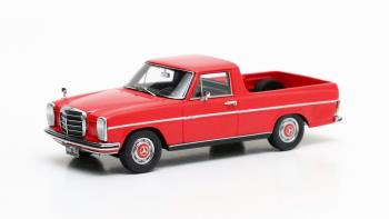 Binz W115 Pick Up RA 1974 Red