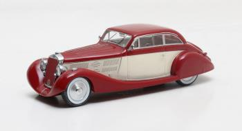 Delage D8 105s Aerodynamic Coupe 1935