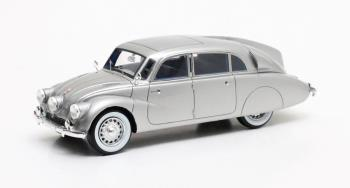 Tatra T87 1938 Silver Louwman Museum Collection