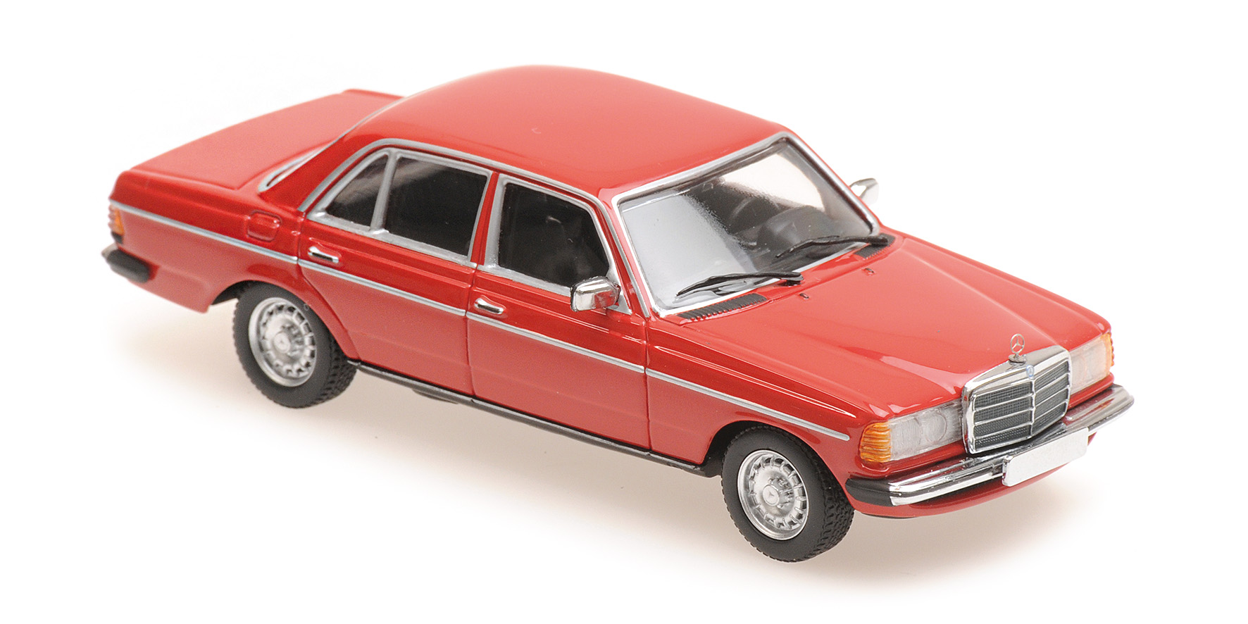 Mercedes-Benz 230E (W123) 1982 Red