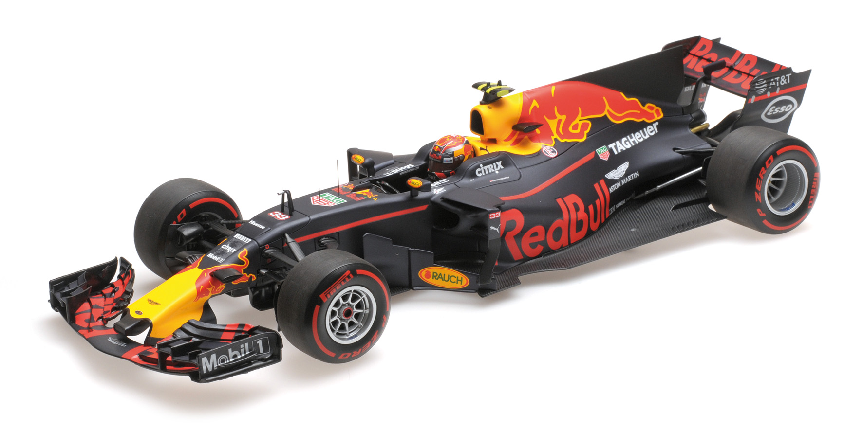 Red Bull Racing TAG-Heuer RB13 2017 M. Verstappen