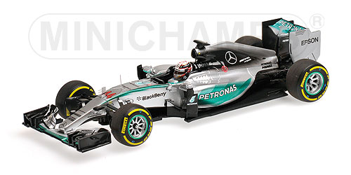 Mercedes AMG F1 team W06 L.Hamilton winner Belgian GP 2015