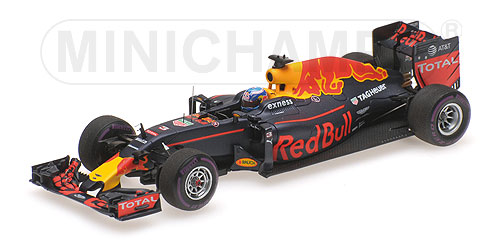 Red Bull Racing RB12 1st Pole Monaco 2016 D. Ricciardo