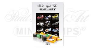 Catalogue Minichamps 2019 Part 1