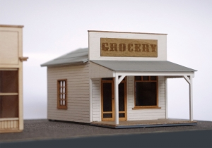 Grocery / Meat Market - H0