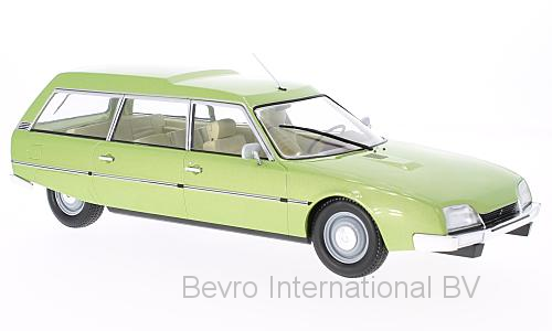 Citroen CX 2400 Super Break Serie I 1976 Groen Metallic