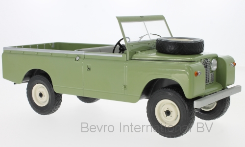 Land Rover 109 Pick-Up Series II 1959 Olijfgroen