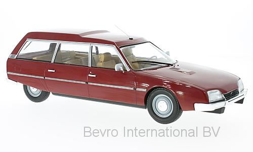 Citroen CX 2200 Super Break Serie I 1976 Donkerrood