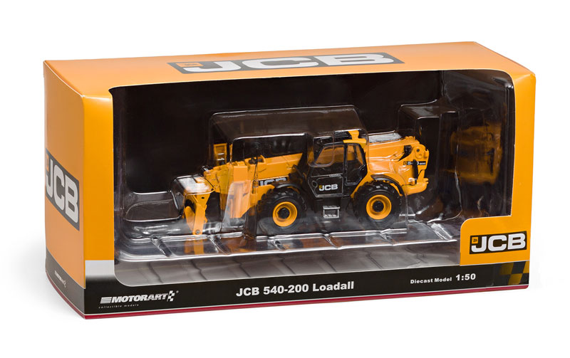 JCB Loadall 540-200 1:50