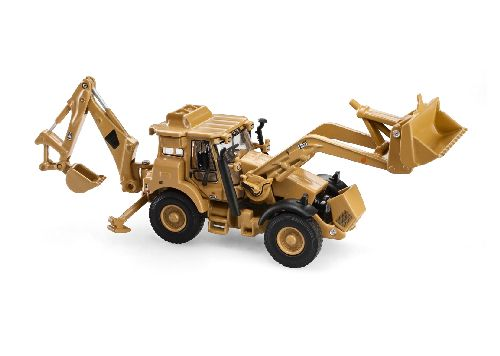 JCB HMEE US Military Backhoe 1:87