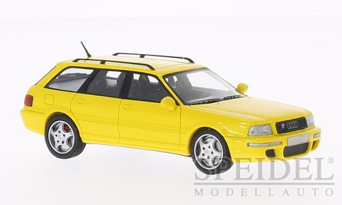 Audi RS2 Avant 1994 Yellow
