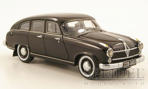 Borgward Hansa 2400 1955 Black