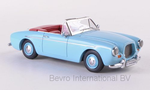 Volvo P1900 Convertible 1956 Light Blue