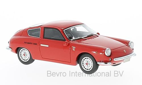 Abarth 1000 GT Monomille 1963 Red