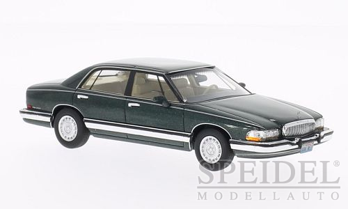 Buick Park Avenue 1991 Dark Green Metallic