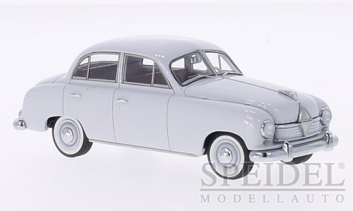 Borgward Hansa 1500 1950 Light Grey