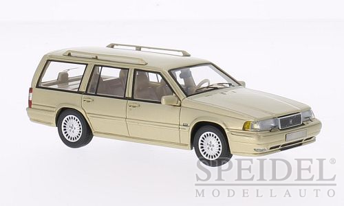Volvo 960 Estate 1996 Beige Metallic