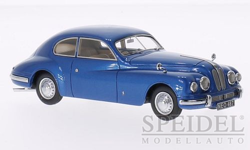 Bristol 403 RHD 1953 Blue Metallic