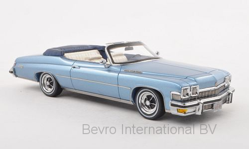 Buick Le Sabre 2-Door Convertible 1974 Light Blue
