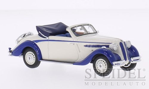 BMW 326 Drauz Roadster 1938 Blue/White