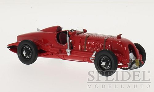 Bentley 4 1/2 Litre Single Seater Birkin Blower I 1929 Rood