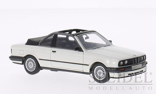 BMW 318i (E30) Baur 1986 White