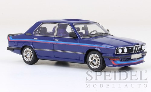 BMW M535i 1978 Dark Blue