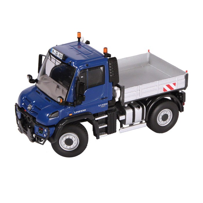 Mercedes-Benz Unimog U400 Blue