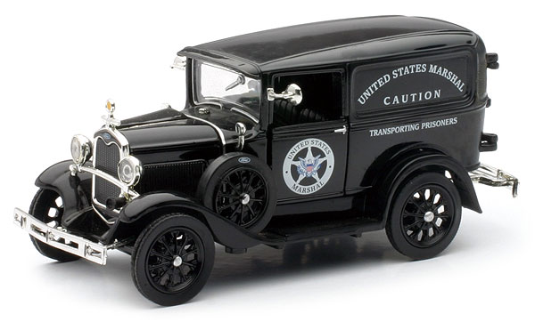 Ford US Marshall,s Van 1931