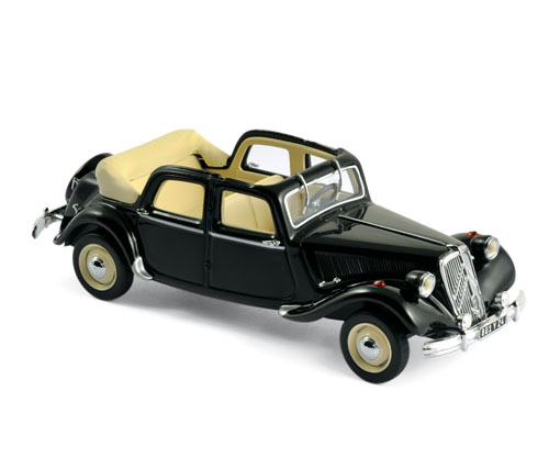 Citroen Traction 15- Six Decouvrable A.E.A.T.