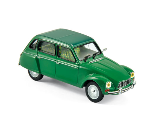 Citroen Dyane 1975 Tuileries Green