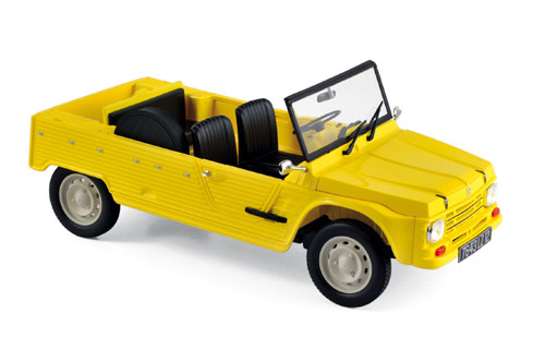 Citroen Mehari 1983 Atacama Yellow