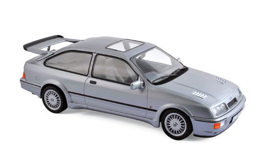 Ford Sierra RS Cosworth 1986 Grijs Metallic
