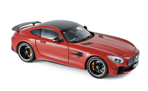 Mercedes-Benz AMG GT R 2018 Rood