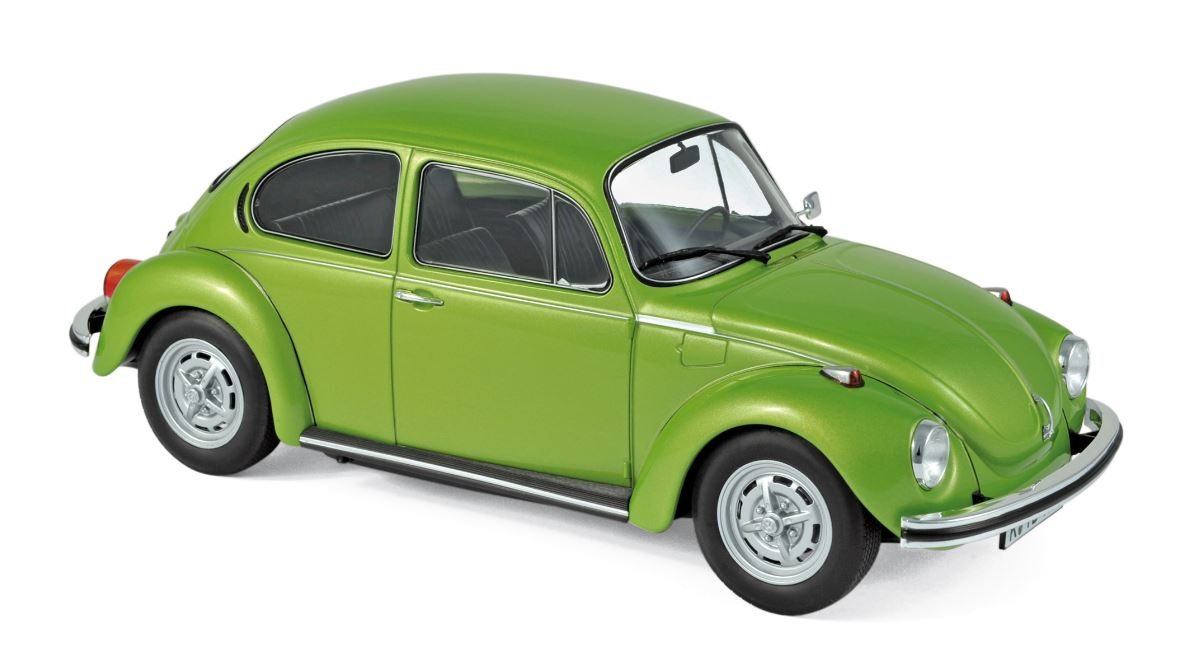 Volkswagen 1303 1972 Green Metallic