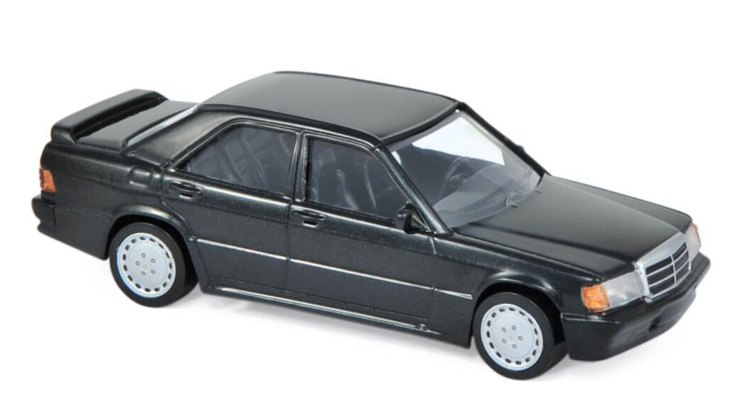 Mercedes-Benz 190 E 2.3-16v 1984 Black