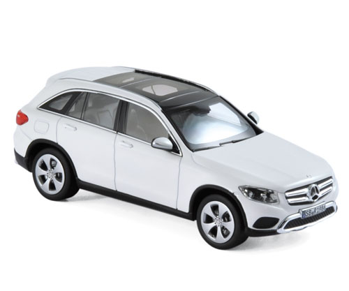 Mercedes-Benz GLC 2015 Wit