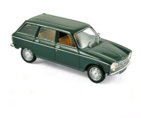 Peugeot 204 Break 1969 Antique Groen