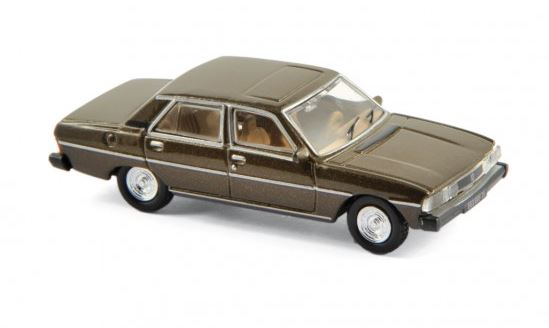 Peugeot 604 SL 1976 Brown - 1:87