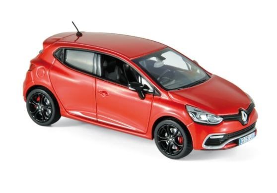 Renault Clio RS 2013 Flamme Red