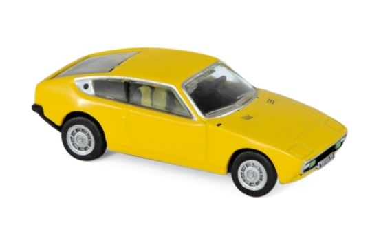 Matra Bagheera 1975 Sun Yellow - 1:87