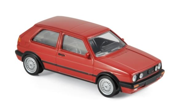 Volkswagen Golf GTI G60 1990 Red