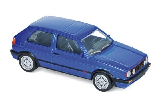 Volkswagen Golf GTI G60 1990 Blue