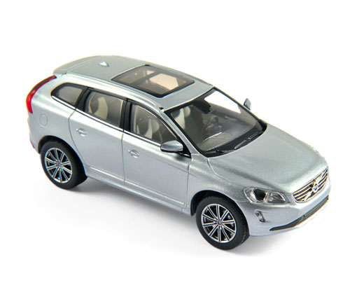 Volvo XC60 2013 Electric Silver