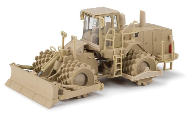 Cat Military D6K Track-Type Tractor