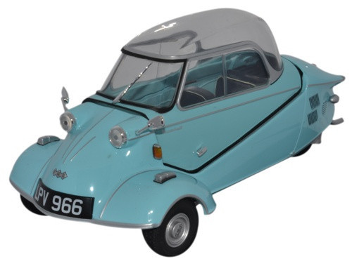 Messerschmitt KR200 Bubble Car Blauw