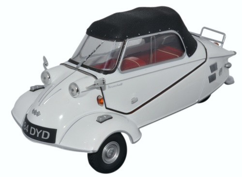 Messerschmitt KR200 Convertible White