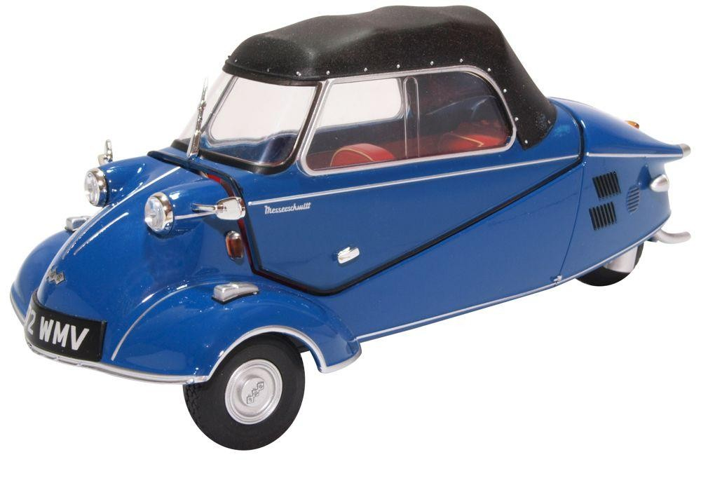 Messerschmitt KR200 Convertible Blue