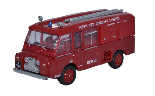 Land Rover FT6 Carmichael Red - 1:76