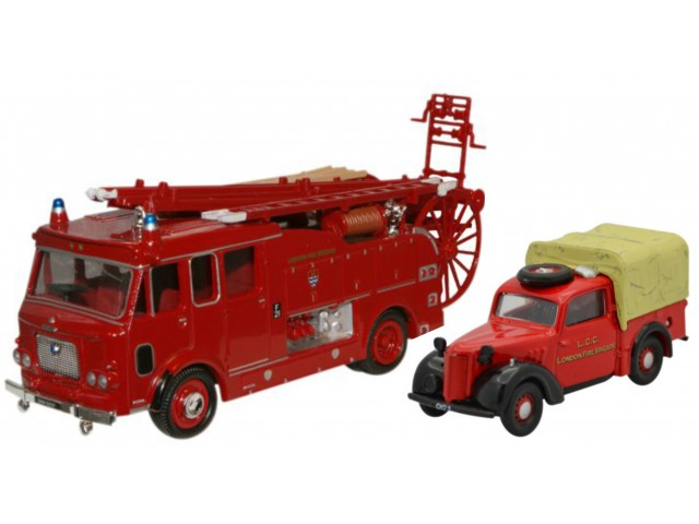 London Fire Brigade set